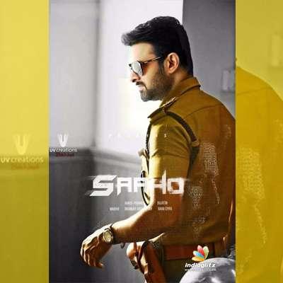 Saaho Official Telugu Teaser - Saaho